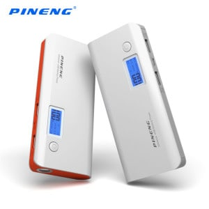 Pineng PN968 Power Bank 10000mAh Review | (Orange & Grey) 2