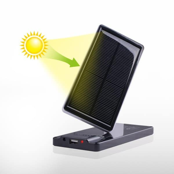 Solar Power Bank Contoh