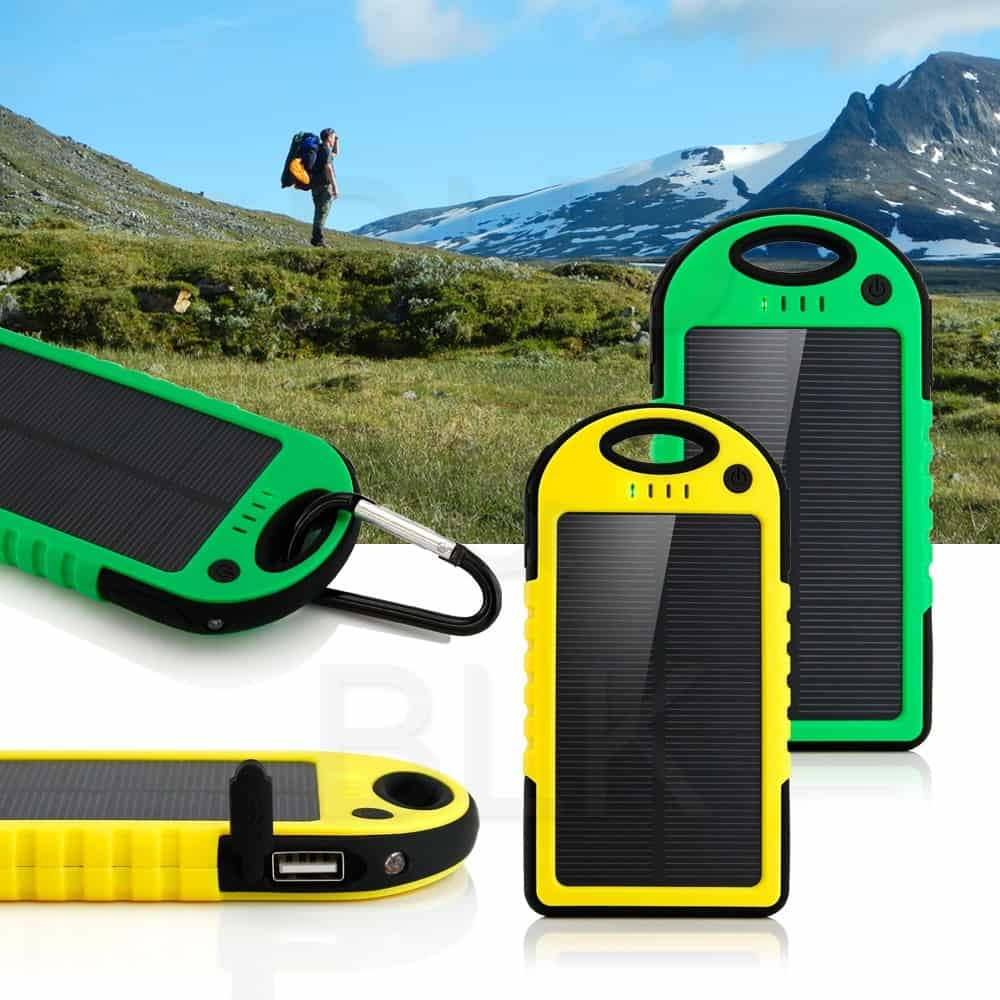 solar power bank ebay
