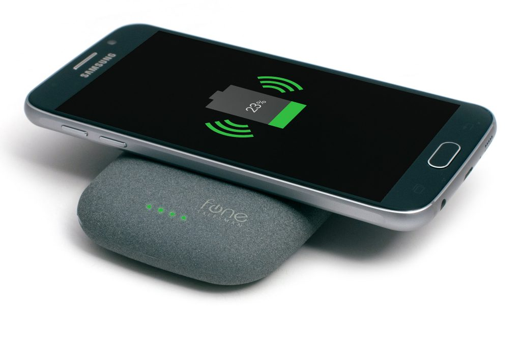 QiStone_2 Wireless Power Bank