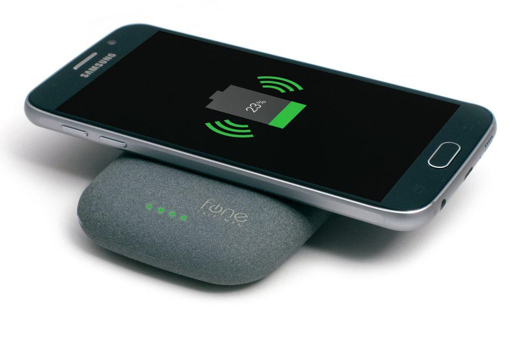 QiStone_2 Wireless Power Bank