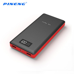 Pineng Power bank 20000mah PN969 Black Red