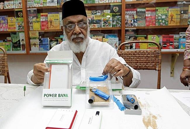 Power Bank Tipu Berpasir Dari China 1