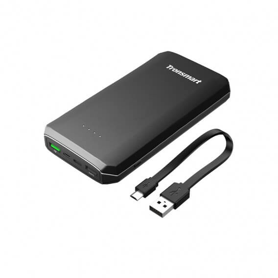 Tronsmart Edge 20000mAh Quick Charge 3.0 Power Bank 1
