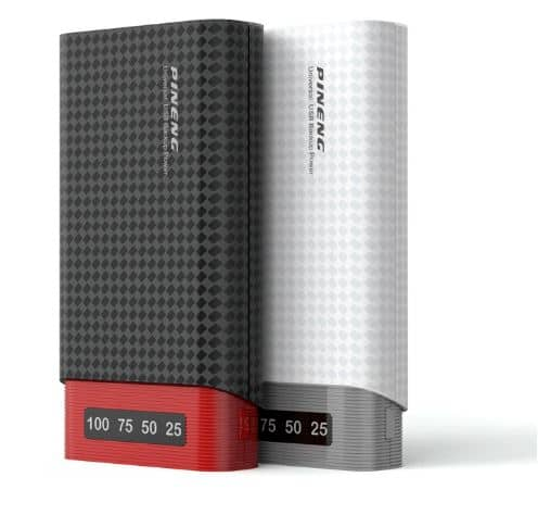 PINENG Power Bank 20000mAh PN982 Lithium Ion Polymer 1