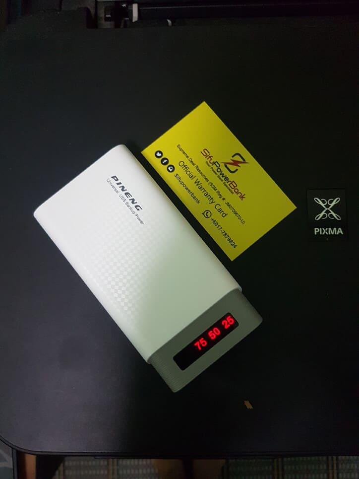 Pineng PN982 Power Bank 20000mAh Review 5