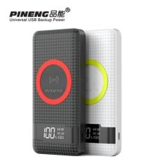 wireless power bank 10000mah pineng
