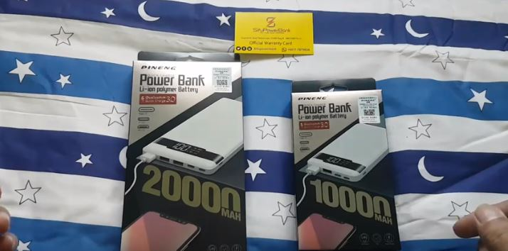 pineng power bank review