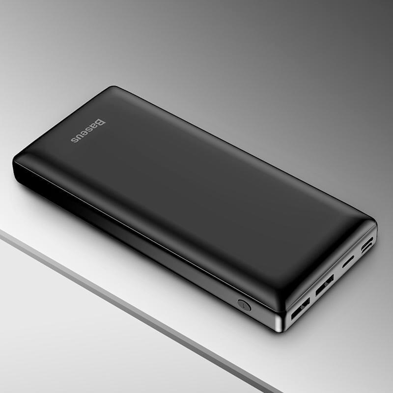 BASEUS Mini JA Power Bank 30000mAh 15W 3A Power Delivery 1