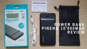 power bank pineng 10000mah review pn936